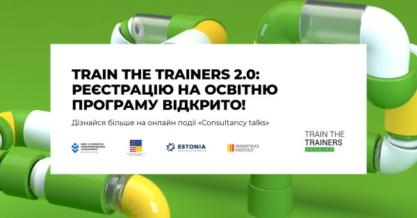 Train the Trainers 2.0
